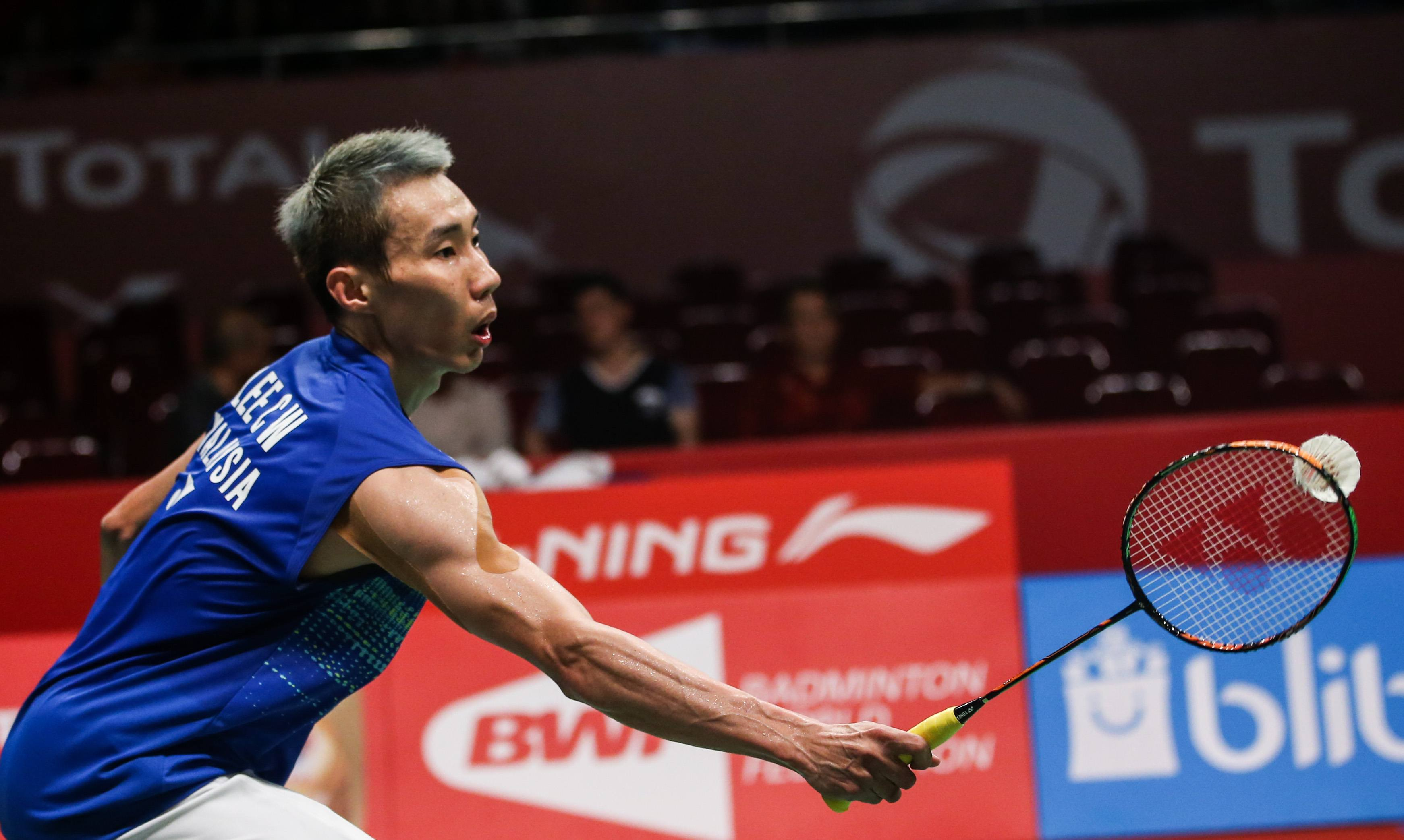Mizuno badmintonsko passer OGSÅ til dig