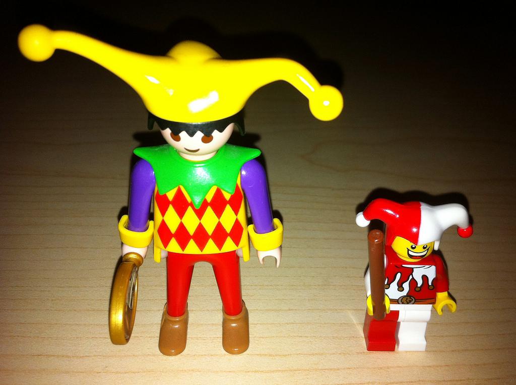 Her finder du Playmobil legetøj nemt og billigt